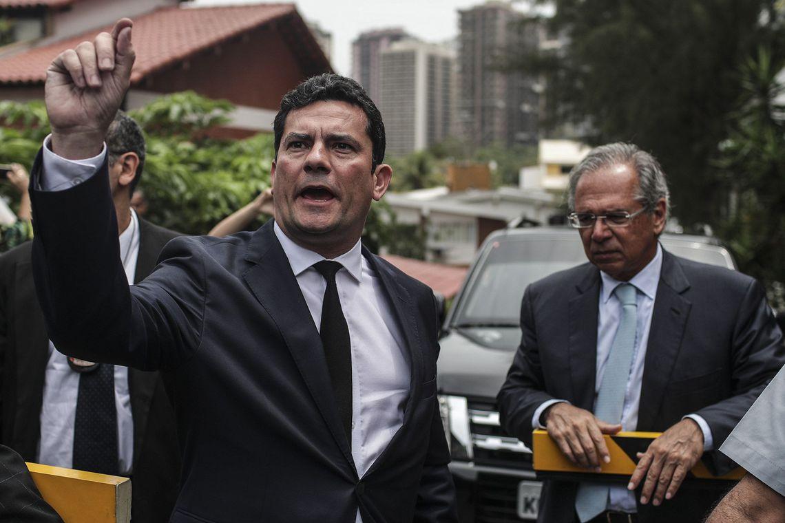 Ministro Bolsonaro